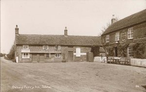 Ferry Inn 1950s, Stone in Oxney, Kent