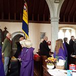 Armistice day at St Mary the Virgin